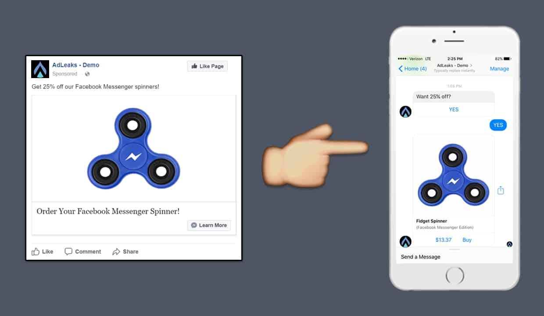 Facebook Messenger Ads Tutorial