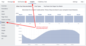 Facebook Insights Feature - Page Posts
