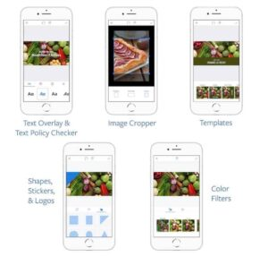 Facebook adds creative tools within ads manager app.