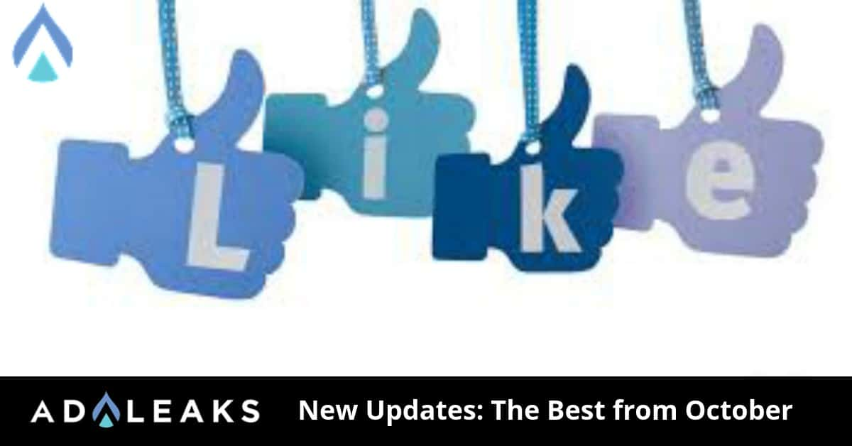 Check out Facebooks most important updates from October.