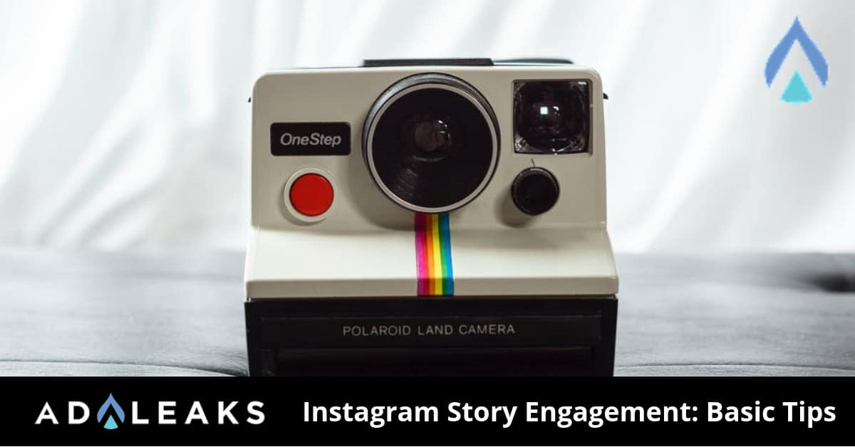Instagram stories are a great way to connect with your audience.